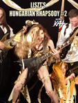 "HOT GREAT KAT'S LISZT'S ""HUNGARIAN RHAPSODY #2"" Music Video"