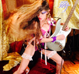 The HIGH PRIESTESS of GUITAR SHRED! SNEAK PEEK from NEW DVD