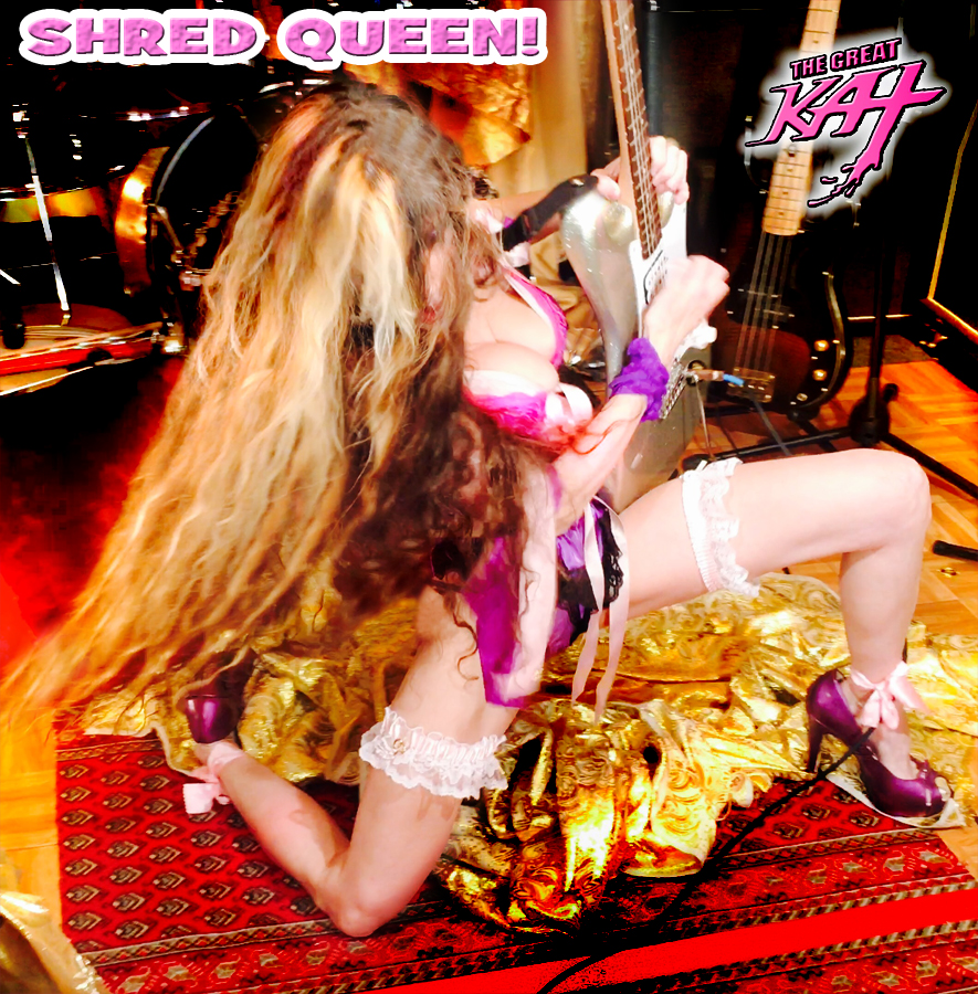 SHRED QUEEN! SNEAK PEEK from NEW DVD