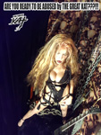 ARE YOU READY TO BE ABUSED by THE GREAT KAT???!!! SNEAK PEEK from NEW DVD