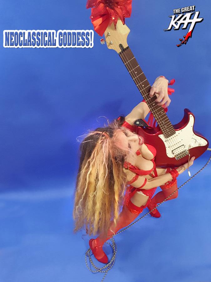 NEOCLASSICAL GODDESS! SNEAK PEEK from NEW DVD