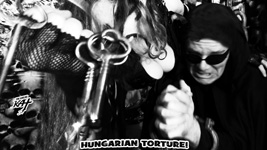 HUNGARIAN TORTURE! SNEAK PEEK from NEW DVD!