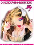 CONDUCTRESS GREAT KAT!  NEW GREAT KAT CD PHOTO!