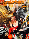 "HOT GREAT KAT'S BAZZINI'S ""THE ROUND OF THE GOBLINS"" Music Video PHOTOS!"
