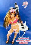 PLATFORM SHOES from SHRED GODDESS!! WORSHIP!!!! Sneak Peek from New Great Kat DVD!