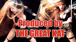 NEW DVD PRODUCED by THE GREAT KAT!