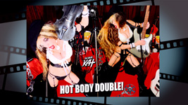 HOT BODY DOUBLE!