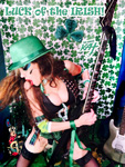 "LUCK of the IRISH!! THE GREAT KAT SHREDS SARASATE'S ""CARMEN FANTASY"""