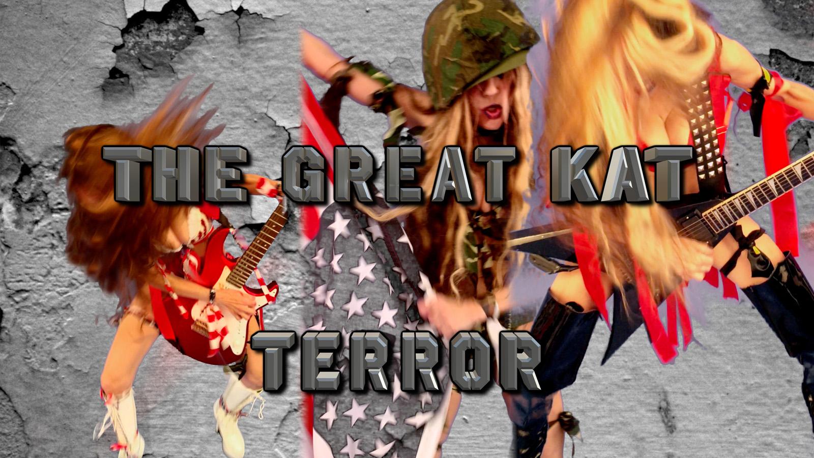 THE GREAT KAT TERROR MUSIC VIDEO!