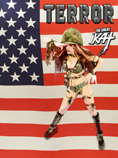 THE GREAT KAT TERROR MUSIC VIDEO!