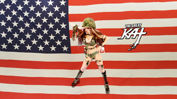 """TERROR"" NEW MUSIC VIDEO About 9/11 From THE GREAT KAT - PREMIERE on iTUNES! https://itunes.apple.com/us/music-video/terror/id1209632433"
