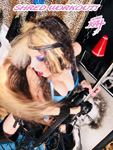 SHRED WORKOUT! NEW GREAT KAT CD PHOTO!