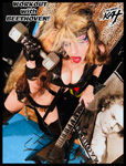 WORKOUT WITH BEETHOVEN! NEW GREAT KAT CD PHOTO!