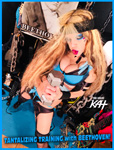 TANTALIZING TRAINING with BEETHOVEN! NEW GREAT KAT CD PHOTO!