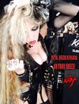 METAL QUEEN DEMANDS: ON YOUR KNEES! NEW GREAT KAT CD PHOTO!