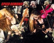 SPEED DEMONS! NEW GREAT KAT CD PHOTO!