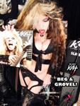 BEG & GROVEL! NEW GREAT KAT CD PHOTO!