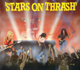 "KAT ""STARS ON THRASH"" LP PHOTOS! ""STARS ON THRASH"" LP STARRING THE GREAT KAT'S ""SATAN SAYS""!"