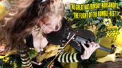 "THE GREAT KAT/RIMSKY-KORSAKOV'S ""THE FLIGHT OF THE BUMBLE-BEE""!"