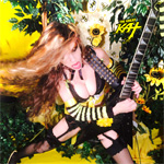 """THE GREAT KAT """"THE FLIGHT OF THE BUMBLE-BEE""""  PHOTOS!"""