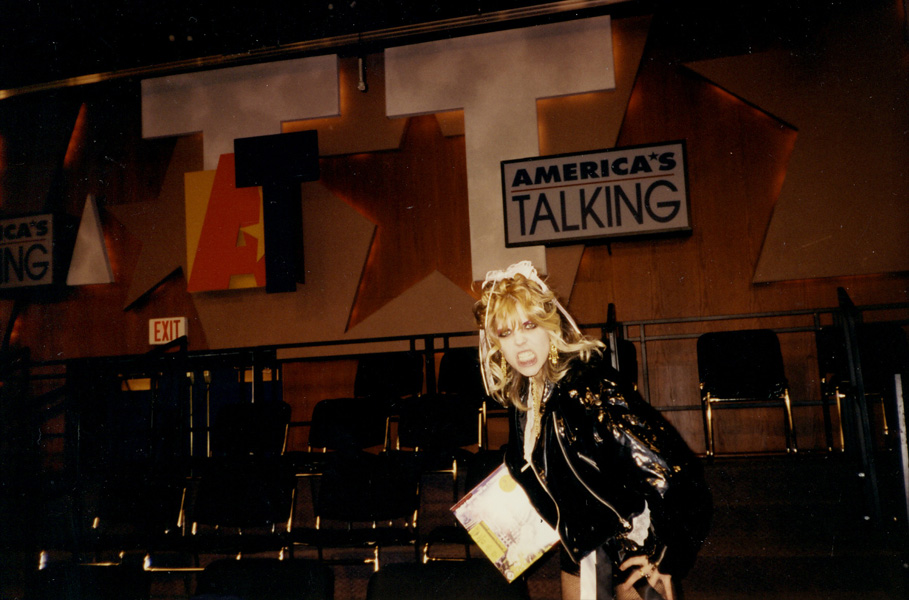 """CNBC TV'S """"America's Talking"""" Interview with The Great Kat on """"What's New"""" with Brian Tracey!"""