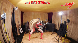 THE GREAT KAT STAGE!