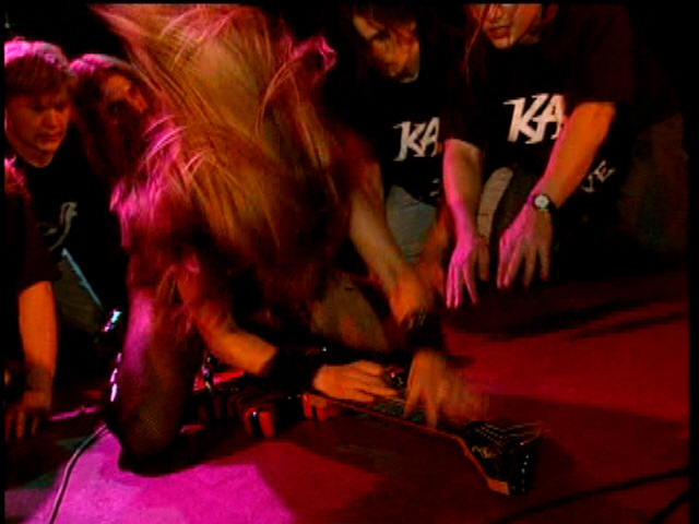 """SHRED INSANITY! THE GREAT KAT GUITAR GODDESS PREVIEW for """"EXTREME GUITAR SHRED"""" DVD!!"""