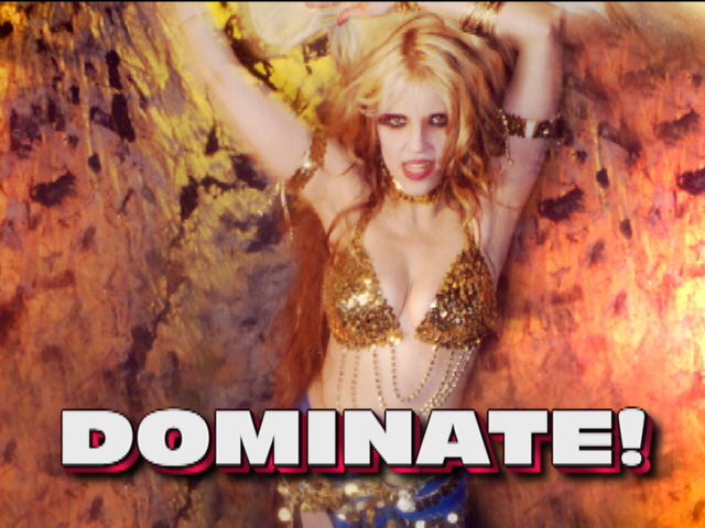 """The Great Kat's """"GODDESS"""" VIDEO - Featuring SONG from """"DIGITAL BEETHOVEN ON CYBERSPEED"""" CD/CD-ROM! DOMINATE!"""
