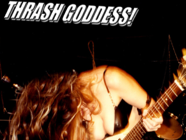 """The Great Kat's """"GODDESS"""" VIDEO - Featuring SONG from """"DIGITAL BEETHOVEN ON CYBERSPEED"""" CD/CD-ROM! """"THRASH GODDESS!"""""""