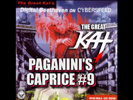 PAGANINI�S �CAPRICE #9�! Paganini & The Great Kat are HISTORY�S ONLY Double Violin/Guitar Virtuosos! The Great Kat IS the VICIOUS VIOLIN VIRTUOSO!!! WATCH AND WORSHIP at http://youtu.be/3-0ii9w1JWs