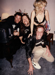 "REALITY CHECK TV Worships THE GREAT KAT GUITAR GODDESS at ""DIGITAL BEETHOVEN ON CYBERSPEED"" CD/CD-ROM Interview!"