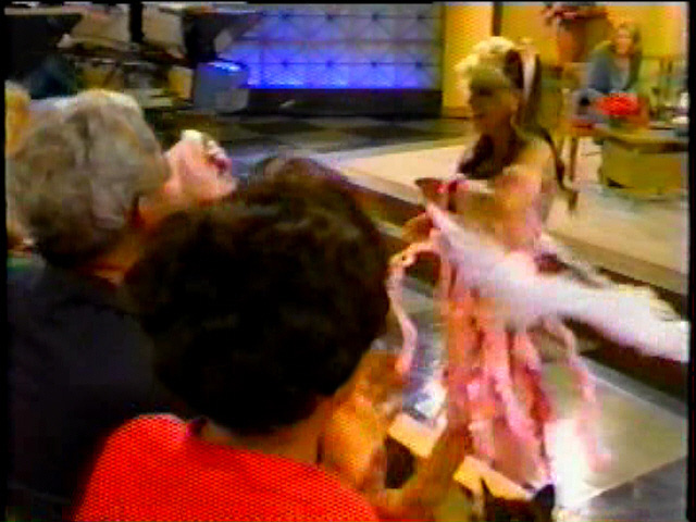 THE JOAN RIVERS TV SHOW! Joan Rivers' FAMOUS OUTRAGEOUS Interview with The Great Kat Guitar Goddess!