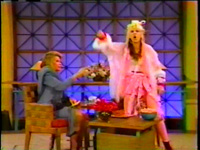 The Great Kat's FAMOUS, OUTRAGEOUS TV Appearance on THE JOAN RIVERS TV SHOW