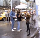 The Great Kat STORMS the STREETS of NEW YORK CITY on THRASH N' BURN INTERVIEW!
