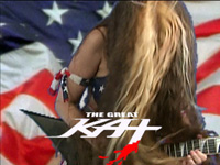 "THE GREAT KAT TV COMMERCIAL for SARASATE'S ""ZAPATEADO"" - THE GREAT KAT IS THE WORLD'S ONLY VIRTUOSO GUITAR/VIOLIN SHRED PATRIOT!"