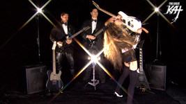 "RADIOACTIVE METAL RADIO SHOW'S REVIEW of THE GREAT KAT'S ""WILLIAM TELL OVERTURE"" MUSIC VIDEO! ""The Great Kat! 'William Tell Overture'. Dude, it's a fun video. Super fast playing, of course, it's The Great Kat. The guitar and violin intertwine, playing harmonies. Really cool stuff. She's got 3 guys behind her playing the guitar, like it's an orchestra. A Lot of fun. Great tune. It's The Great Kat at her best, shredding like a maniac. William Tell Overture on iTunes."" - - Roch Vaillancourt, Radioactive Metal"