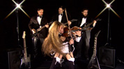 "MUSIC VIDEO PHOTOS of THE GREAT KAT'S ROSSINI'S ""WILLIAM TELL OVERTURE""!"