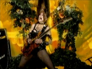 "WATCH THE WORLD'S FASTEST GUITAR SHREDDING: The Great Kat's ""THE FLIGHT OF THE BUMBLE-BEE"" (from ""Beethoven's Guitar Shred"" DVD)!"