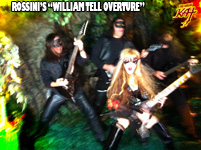 "MUSIC VIDEO PHOTOS of ROSSINI'S ""WILLIAM TELL OVERTURE""!"