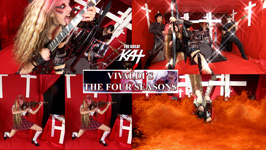 "THE JUILLIARD SCHOOL'S ALUMNI NEWS FEATURES THE GREAT KAT! ""In October, Katherine Thomas, a.k.a. the Great Kat (Pre-College; Diploma, violin) released her music video of Vivaldi�s Four Seasons on iTunes."" - The Juilliard School's Alumni News"