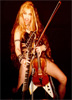 THE GREAT KAT VIOLIN VIRTUOSO