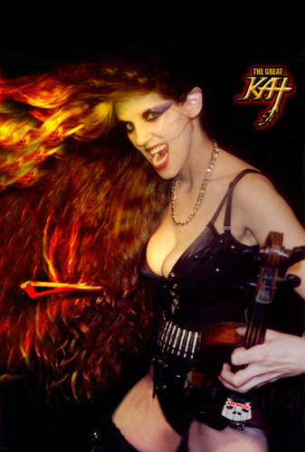 BECOME A GREAT KAT THRASHDISCIPLE!