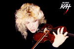 The Great KAT VIOLINIST!