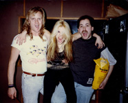 "THE GREAT KAT, Monte Conner, Jon Mathias MAKING HISTORY at the ""BEETHOVEN ON SPEED"" Recording!"