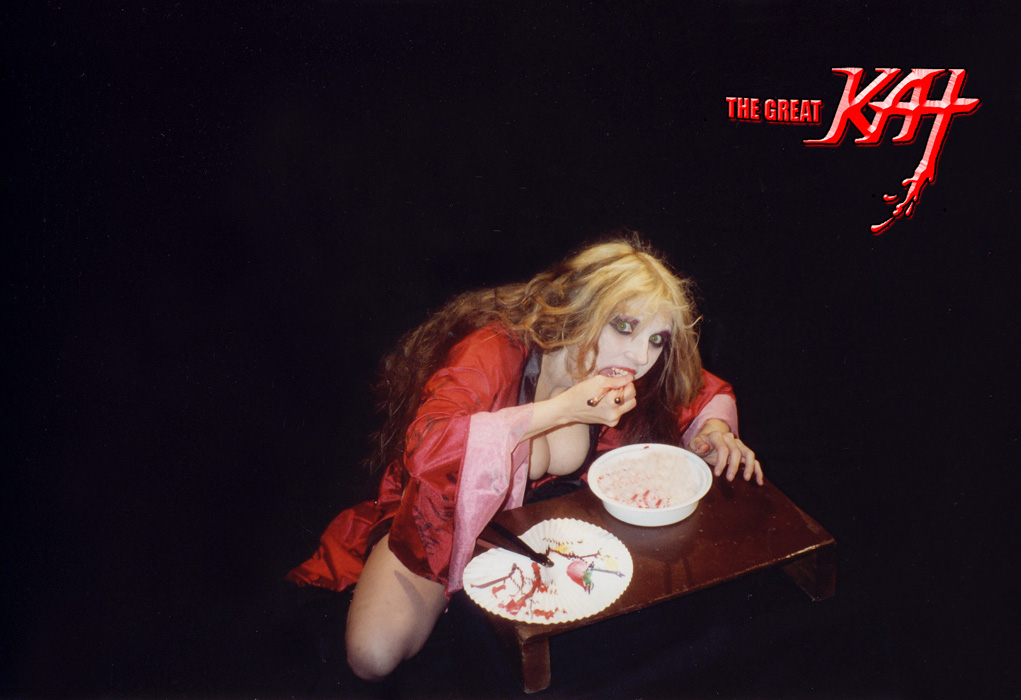 HOT & HUNGRY GEISHA GODDESS GREAT KAT!