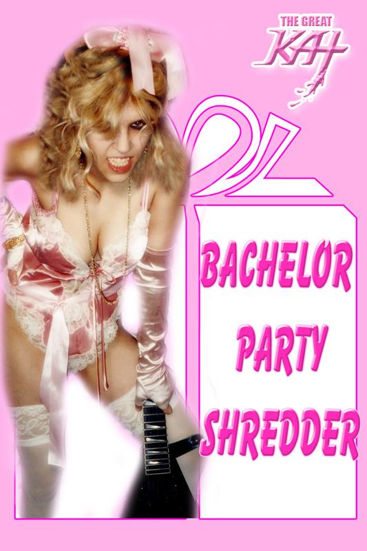 BACHELOR PARTY SHREDDER