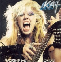 """Lemmy Kilmister, Motorhead, Worships The Great Kat Guitar Goddess! """"We attended the CMJ convention in New York. At this particular one metal singer the Great Kat wasted everyone's time babbling on and on about how wonderful she was!"""" - Lemmy Kilmister from """"White Line Fever: The Autobiography"""""""