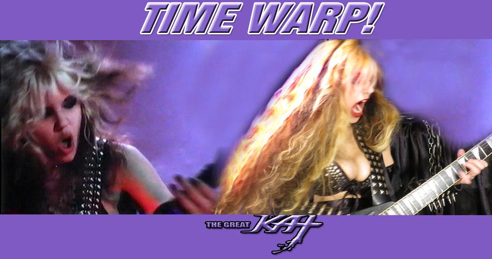 """TIME WARP!! """"WORSHIP ME OR DIE!"""" ERA & TODAY (4/7/15): METAL MESSIAH!"""