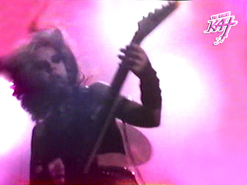 """METAL MESSIAH"" MUSIC VIDEO'S ""I'M YOUR MESSIAH!"" THE GREAT KAT!"