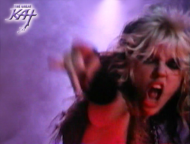 """Metal MESSIAH!!"" - The Great Kat's ""Metal Messiah"" Music Video's from ""WORSHIP ME OR DIE!"" ERA!"